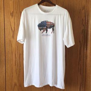 Eddie Bauer tall man's T-shirt